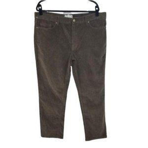 Joseph A. Bank Tailored Fit Corduroy Jeans Pants